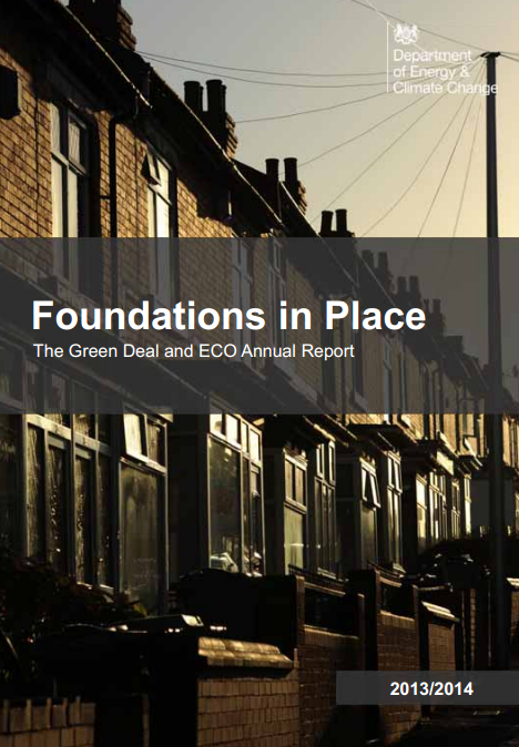 Green Deal Annual Report
