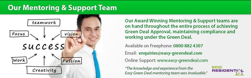 Green Deal Mentoring